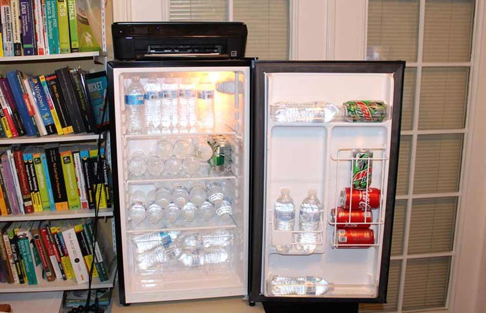 marks office refrigerator